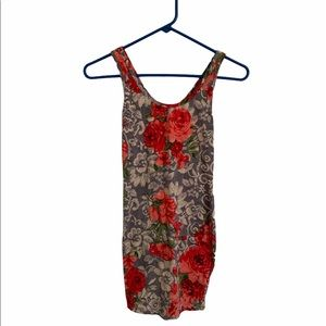 FREE Floral Tank w/purchase of 2+ items Size M